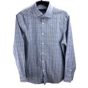 Michael Kors Slim Fit Button Up Shirt M